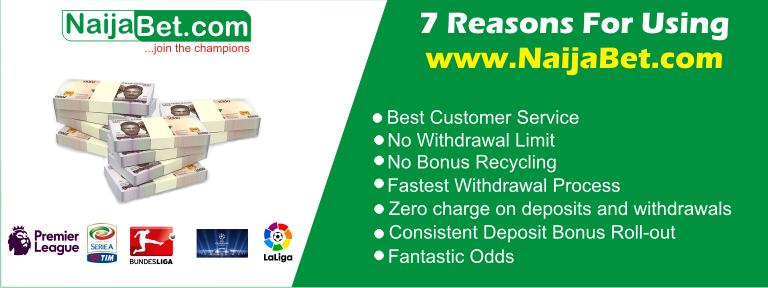 naijabet 7 reasons to join